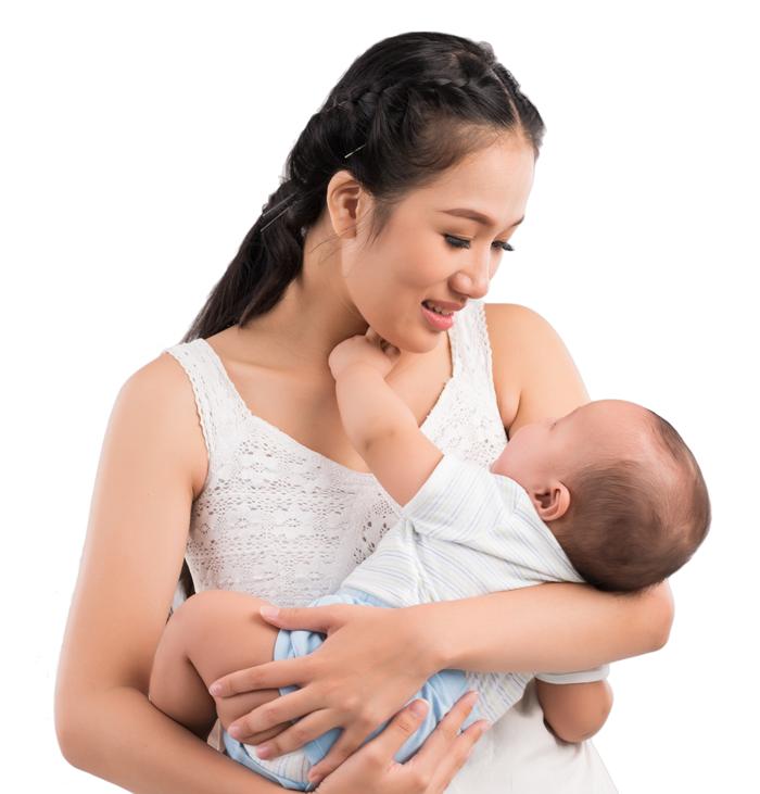 lynnwood placenta encapsulation happy mom with baby